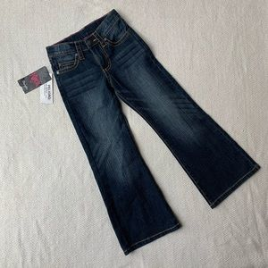 NWT Wrangler Rock 47 Jeans Girls Size 6